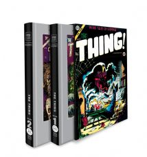 Pre-Code Classics Collected Works - The Thing [Slipcased Set] Volumes 1 & 2